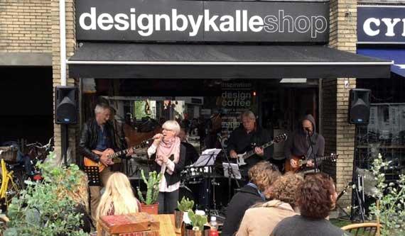DesignByKalle Shop, Brønshøj Copenhagen