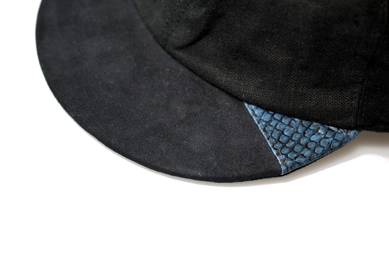 Wilgart salmon skin signature detail.