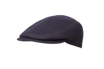 Sixpence cap i uld. Håndlavet.
