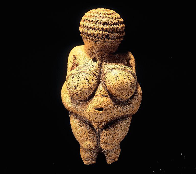 Kvinden-fra-Willendorf
