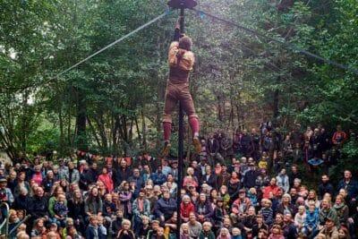 Wilgart til Cirkus i Soldalen